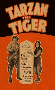 Tarzan the Tiger movie in Paul Panzer filmography.