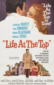 Life at the Top movie in Laurence Harvey filmography.