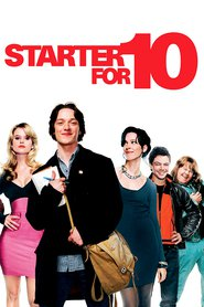 Starter for 10 movie in James McAvoy filmography.
