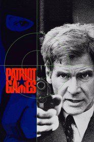Patriot Games is the best movie in Harrison Ford filmography.