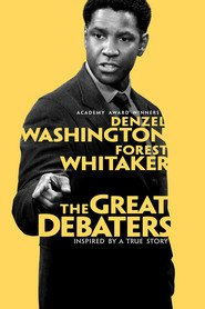 The Great Debaters movie in Forest Whitaker filmography.