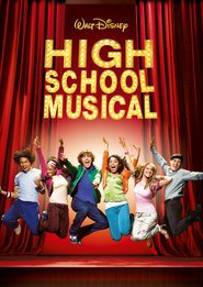 High School Musical movie in Ashley Tisdale filmography.