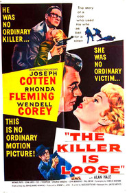 The Killer Is Loose is the best movie in Rhonda Fleming filmography.