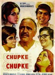 Chupke Chupke movie in Dharmendra filmography.