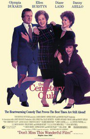 The Cemetery Club is the best movie in Danny Aiello filmography.