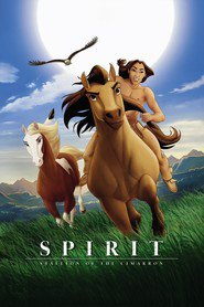 Spirit: Stallion of the Cimarron movie in Matt Damon filmography.