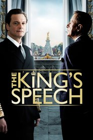 The King's Speech movie in Geoffrey Rush filmography.