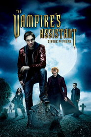 Cirque du Freak: The Vampire's Assistant movie in John C. Reilly filmography.