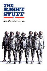The Right Stuff movie in Sam Shepard filmography.