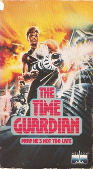 The Time Guardian is the best movie in Carrie Fisher filmography.