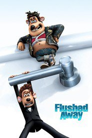Flushed Away movie in Andy Serkis filmography.