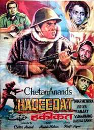 Haqeeqat movie in Dharmendra filmography.
