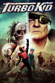 Turbo Kid movie in Michael Ironside filmography.