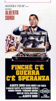 Finche c'e guerra c'e speranza movie in Alberto Sordi filmography.