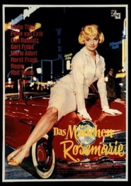 Das Madchen Rosemarie movie in Mario Adorf filmography.