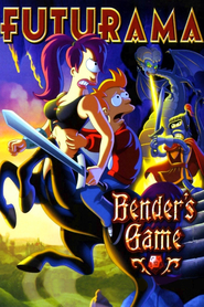 Futurama: Bender's Game movie in Frank Welker filmography.