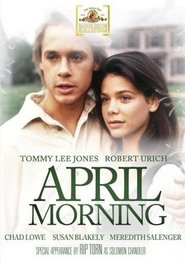 April Morning movie in Robert Urich filmography.