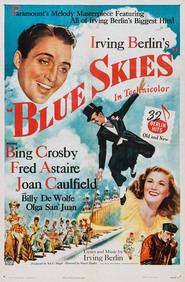 Blue Skies movie in Frank Faylen filmography.