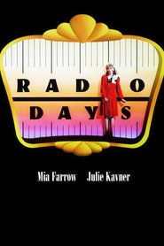 Radio Days movie in Mike Starr filmography.
