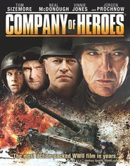 Company of Heroes movie in Tom Sizemore filmography.
