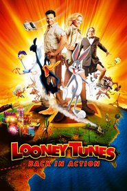 Looney Tunes: Back in Action movie in Steve Martin filmography.