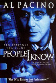 People I Know movie in Al Pacino filmography.