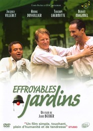 Effroyables jardins movie in Thierry Lhermitte filmography.