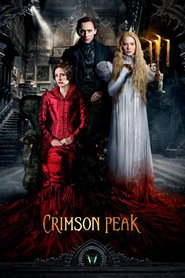 Crimson Peak is the best movie in Mia Wasikowska filmography.