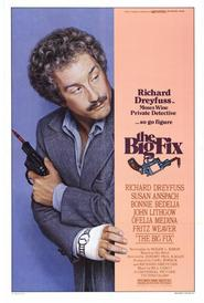 The Big Fix movie in John Lithgow filmography.