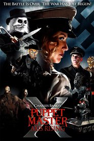 Puppet Master X: Axis Rising movie in Oto Brezina filmography.