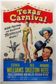 Texas Carnival is the best movie in Glenn Strange filmography.