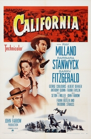 California movie in Anthony Quinn filmography.