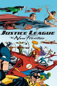 Justice League: The New Frontier movie in Robin Atkin Downes filmography.