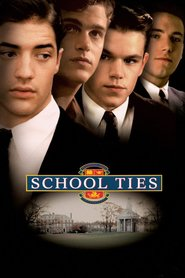 School Ties movie in Matt Damon filmography.