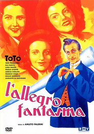 L'allegro fantasma movie in Paolo Stoppa filmography.