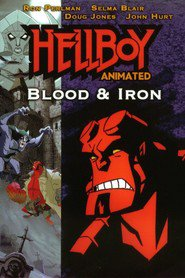 Hellboy Animated: Blood and Iron movie in Jim Cummings filmography.