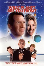 What Planet Are You From? movie in Ben Kingsley filmography.