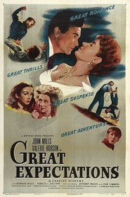 Great Expectations movie in Martita Hunt filmography.