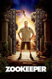 Zookeeper movie in Kevin James filmography.