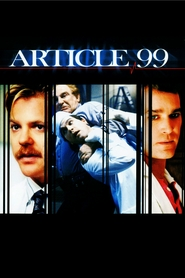 Article 99 movie in Forest Whitaker filmography.