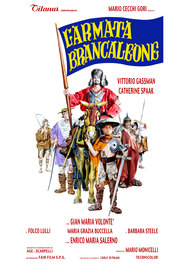L'armata Brancaleone movie in Enrico Maria Salerno filmography.