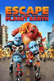 Escape from Planet Earth movie in Rob Corddry filmography.