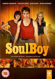 SoulBoy movie in Pat Shortt filmography.