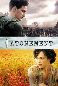 Atonement movie in James McAvoy filmography.