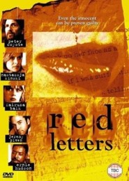 Red Letters movie in Ernie Hudson filmography.