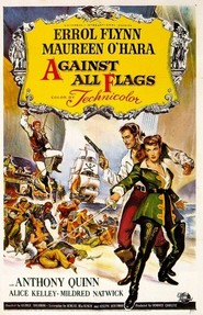 Against All Flags movie in Anthony Quinn filmography.