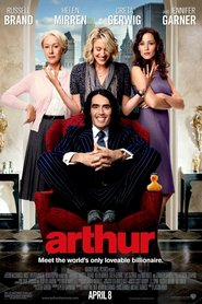 Arthur movie in Russell Brand filmography.