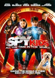 Spy Kids: All the Time in the World in 4D movie in Danny Trejo filmography.