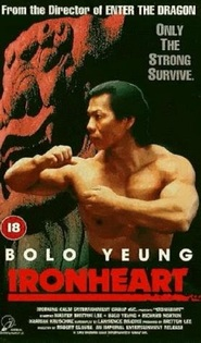 Iron Heart movie in Bolo Yeung filmography.