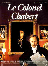 Le colonel Chabert movie in Andre Dussollier filmography.